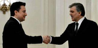 Babacan ve Gül ün yeni parti için Davutoğlu nu neden istemediği belli oldu