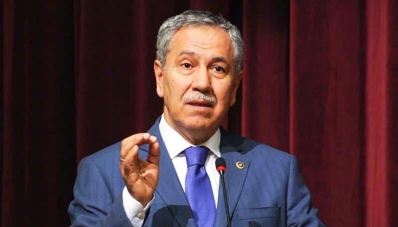 Bülent Arınç, maaş zammı eleştirenlerine tepki gösterdi: Edepsizler!