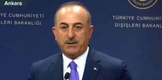 Çavuşoğlu: Trump ın ricası üzerine Münbiç harekatını durdurduk