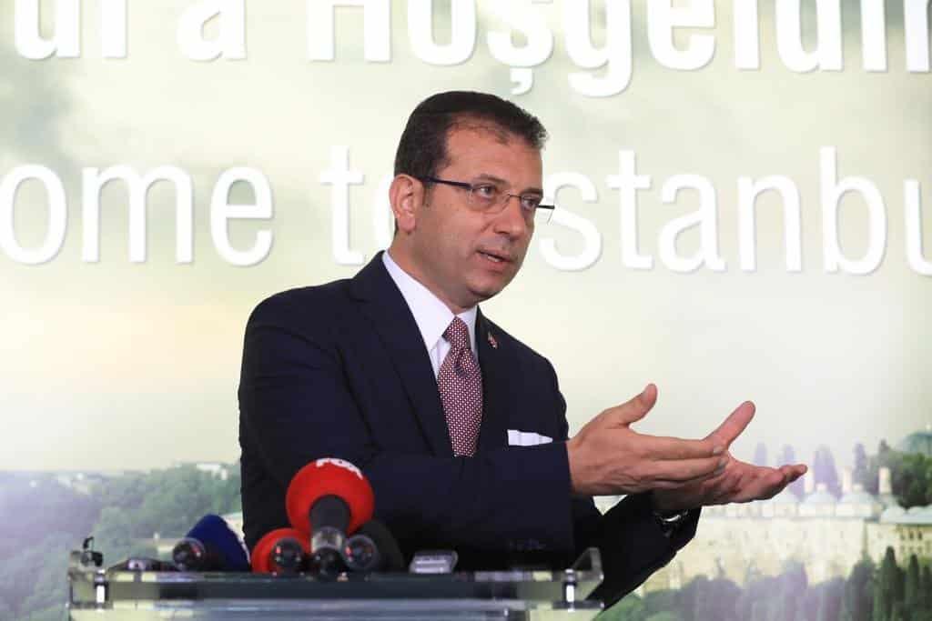 Ekrem İmamoğlu açıkladı: İştiraklerdeki yöneticiler istifa etti!