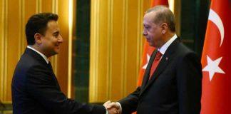 Erdoğan dan Ali Babacan ve yeni parti açıklaması