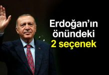 Erdoğan iki seçeneği var: Sistem değişikliği veya baskın erken seçim