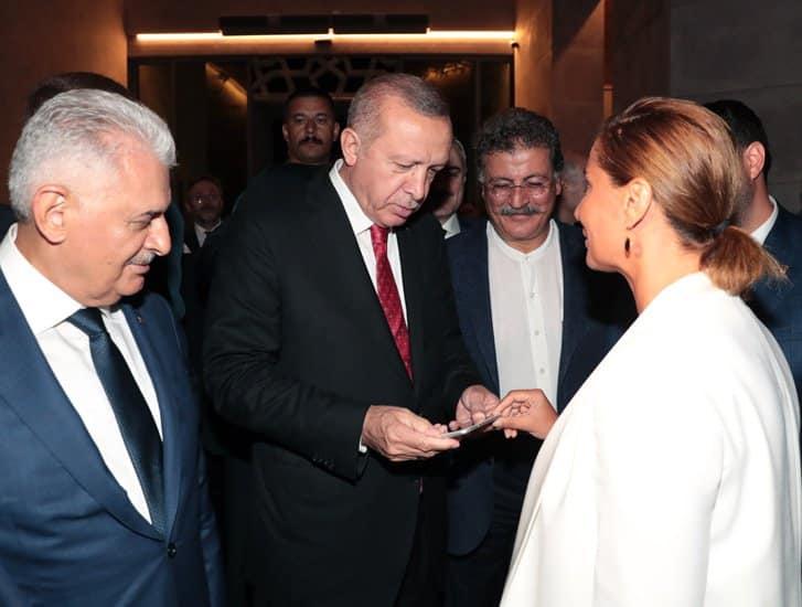 hande fırat erdoğan 15 temmuz telefonu