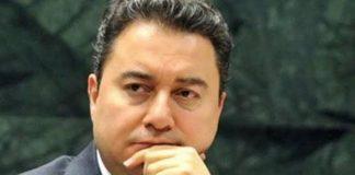 Ali babacan yeni parti akp istifa ilan metni