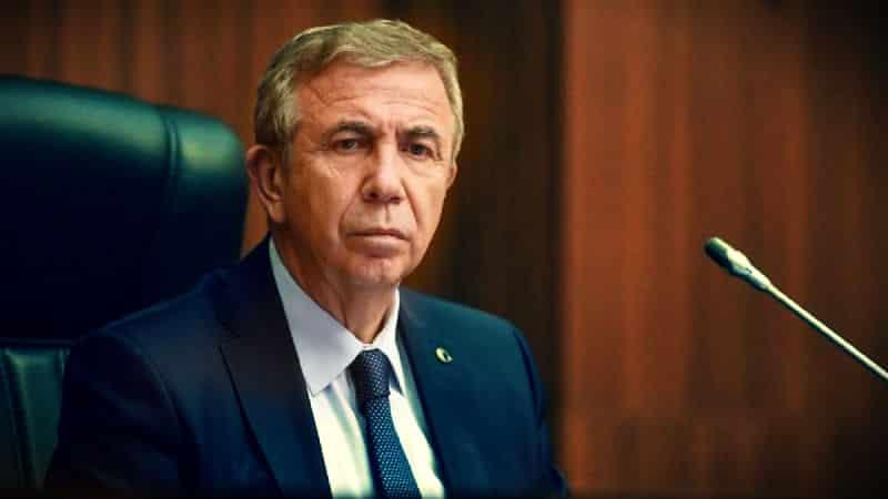 Mansur Yavaş: Belediyenin 2,5 milyar liralık malı satılacak