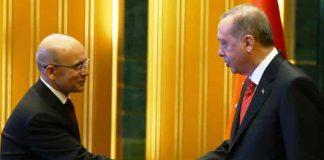 Mehmet Şimşek, Erdoğan ın teklifini reddetti