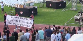 ODTÜ mezuniyet törenine Ekrem İmamoğlu damga vurdu