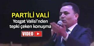 partili vali yozgat valisi kadir çakır 15 temmuz konuşması