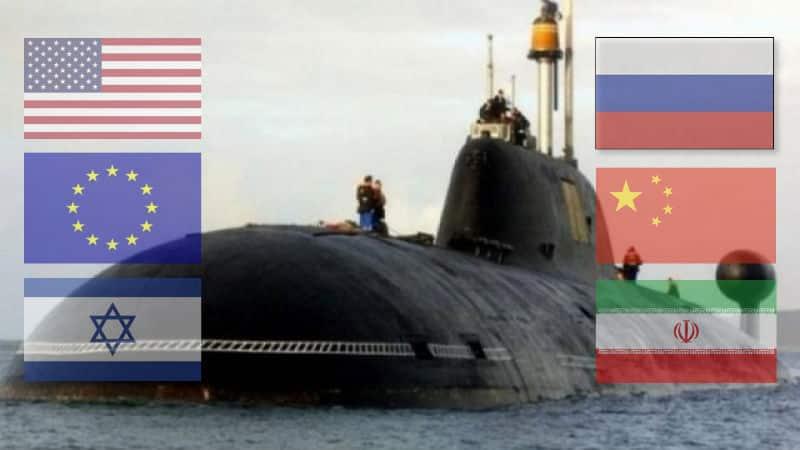 Rus denizaltısında patlama ve nükleer tehlike iddiaları
