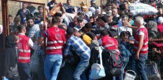 Suriyeliler, Kurban Bayramı tatili için ülkelerine gidiyorlar