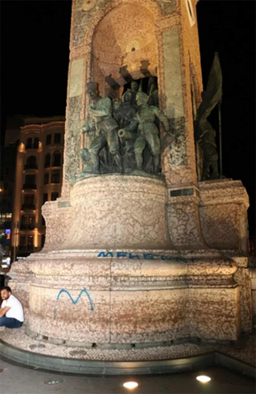 taksim anıtı