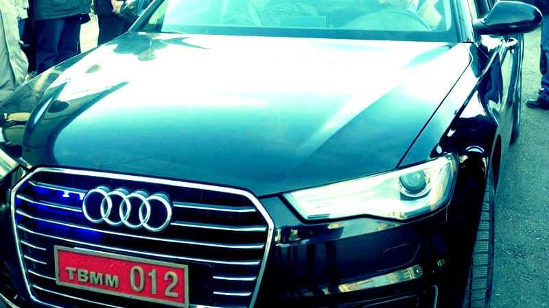 TBMM de kullanılması için ayda 1.2 milyon liraya 66 araç kiralandı