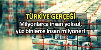 1 milyon lira ve üzeri mevduat hesap sayısı yüzde 27 arttı