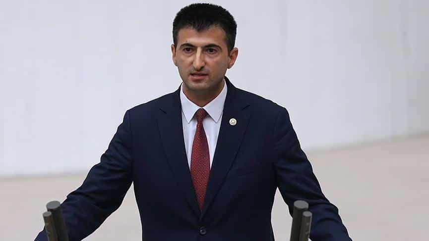 CHP İzmir Milletvekili Mehmet Ali Çelebi
