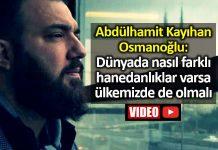 Abdülhamit Kayıhan Osmanoğlu iade-i itibar istiyor hanedan