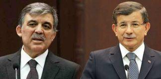 Abdullah Gül ve Ahmet Davutoğlu kayyum açıklaması