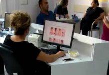 Acil servis görevlisi hastalar beklerken internetten alışveriş yaptı