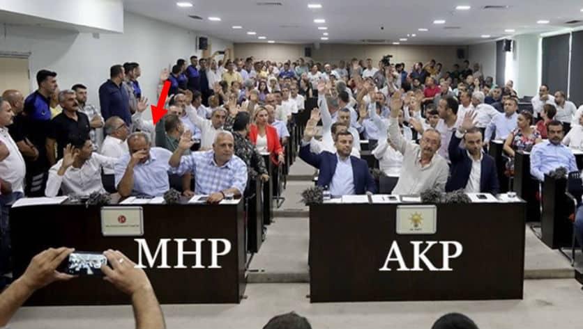 Adana da AKP - MHP oylarıyla işçiler bayrama maaşsız gidiyor utanç zeydan karalar