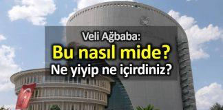 Malatya belediyesi 254 misafire 11 milyon lira harcamış