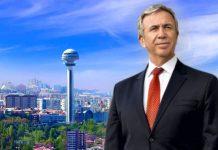 Ankara da seçim sonrası ilk anket: Mansur Yavaş tan memnun musunuz?