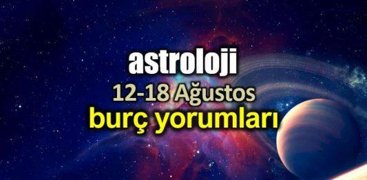 Astroloji: 12 - 18 Ağustos 2019 haftalık burç yorumları