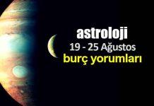 Astroloji: 19 - 25 Ağustos 2019 haftalık burç yorumları