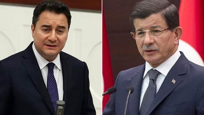 babacan davutoğlu seçim anketi anket oy oranları
