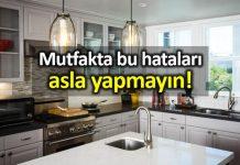 Besin zehirlenmesi neden olur? Mutfakta bu hataları asla yapmayın!