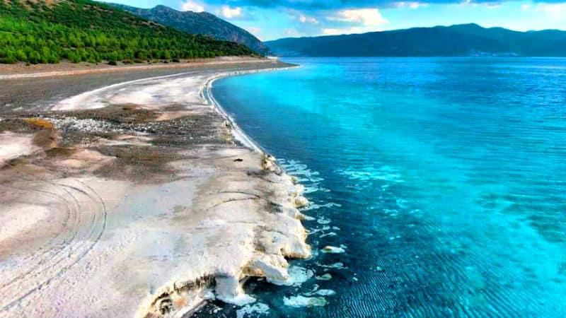 Çevre Bakanı murat kurum: Salda Gölü ne mescit, soyunma kabini, duş alanları yapacağız