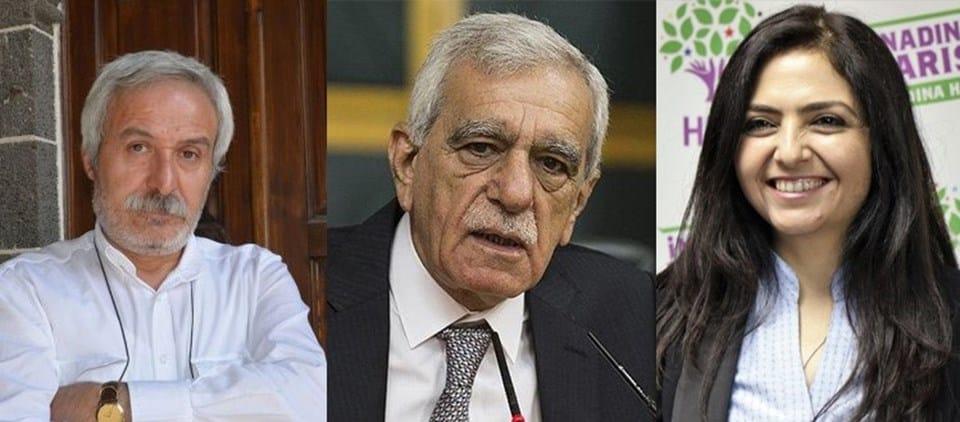 Diyarbakır, Van ve Mardin'de belediyelere kayyım atandı