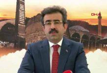 Diyarbakır kayyım olarak atanan Vali hasan basri Güzeloğlu açıklama