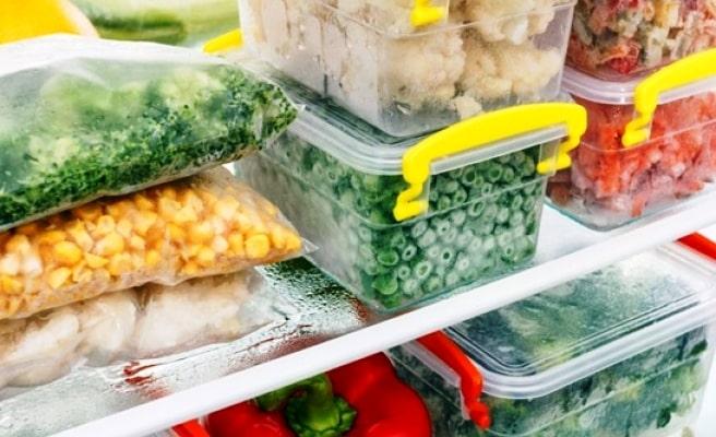 Dondurulmuş besinler ne kadar sürede tüketilmeli?