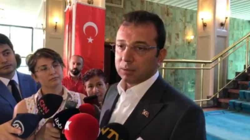 Ekrem imamoğlu Sadece bir vakfa yemek desteği 56 milyon lira! Bir vakıf için bina yapılmış, maliyeti 165 milyon lira!