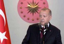 Cumhurbaşkanı Erdoğan: Avrupa Birliği (AB), küresel bir aktör olmak istiyorsa öncelikle Türkiye'yi kazanmalıdır.