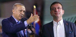Erdoğan dan ekrem İmamoğlu na: İstanbul'u sel bastı beyefendi tatilde, daha dün bir bugün iki