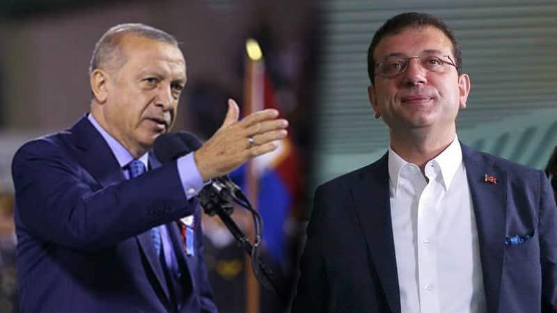 Erdoğan dan ekrem İmamoğlu na: İstanbul u sel bastı beyefendi tatilde, daha dün bir bugün iki