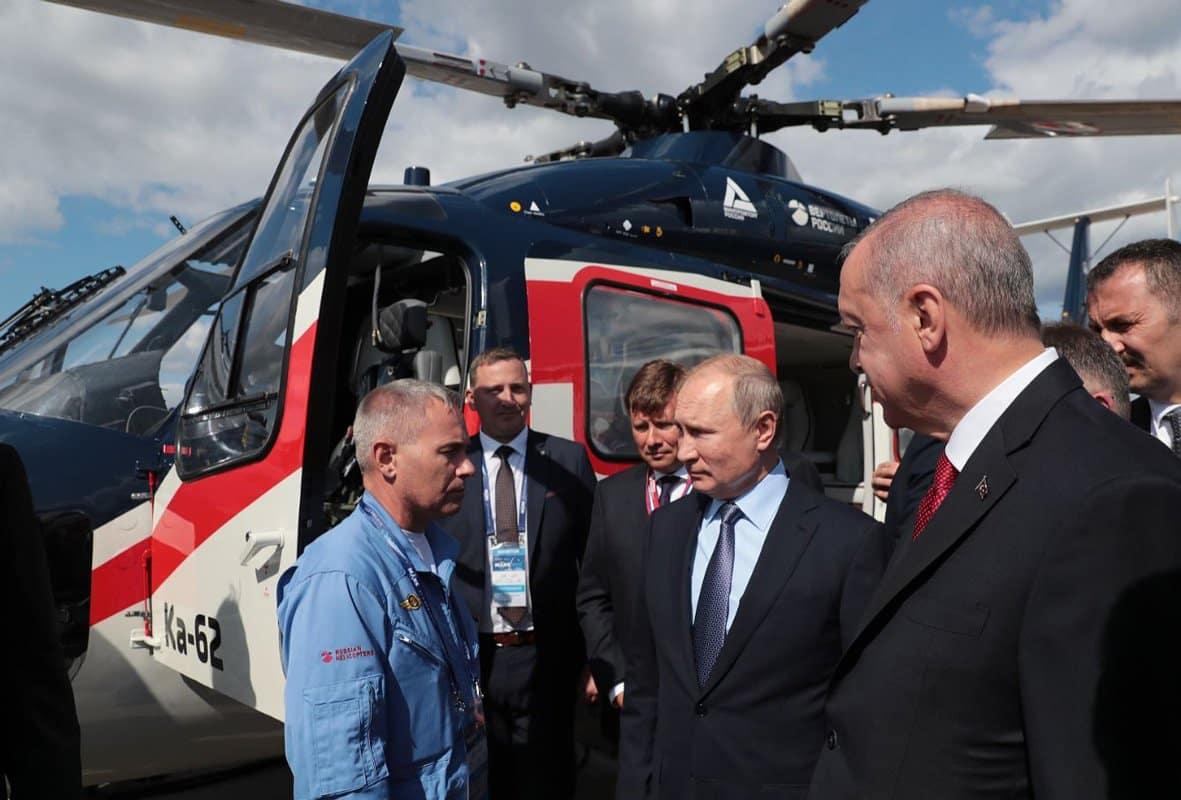 erdoğan putin helikopter pazarlığı