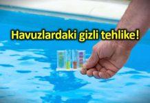 Havuz enfeksiyonları: Göz, deri, genital bölge ve kulak enfeksiyonları