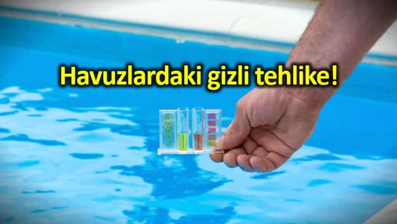 Havuz enfeksiyonları: Göz, deri, genital bölge ve kulak enfeksiyonu