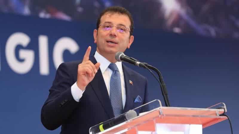 İmamoğlu Ensar, TÜRGEV gibi vakıflara yardım protokollerini feshetti