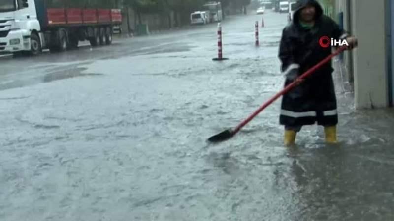istanbul yağmur yağış ne kadar devam edecek