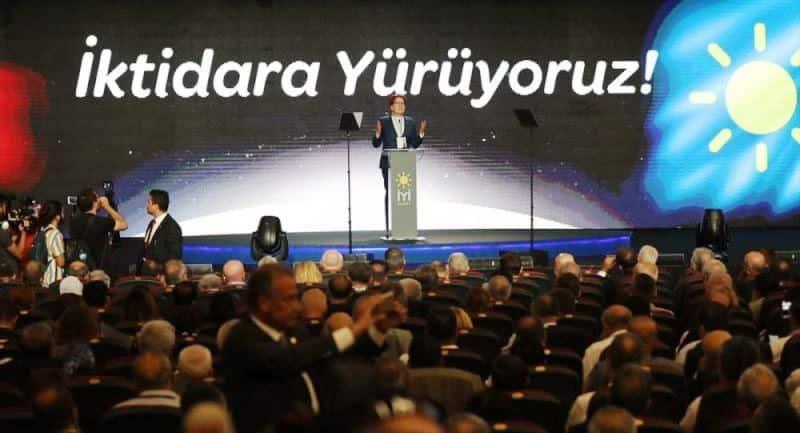 İYİ Parti 4. Olağanüstü Kurultay: Partinin A Takımı değişiyor!