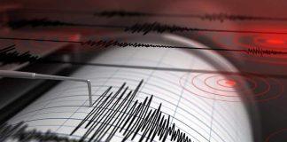 İzmir de 4.8 büyüklüğünde deprem: Kuşadası Körfezi
