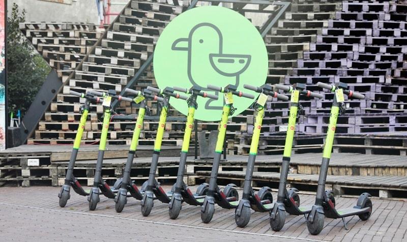 elektrikli scooter scooty türkiye istanbul kiralama