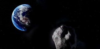 NASA: Piramit büyüklüğünde dev astreoid Dünya ya yaklaşıyor