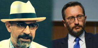 Okan Bayülgen Fahrettin Altun yorumu: İtibar suikastı yapılıyor