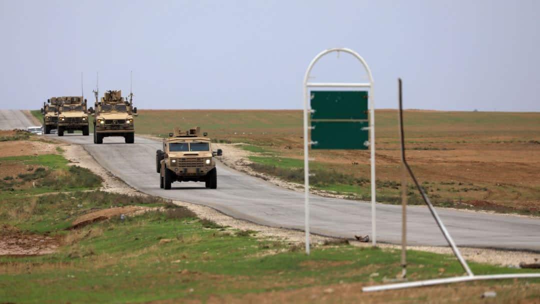 sdg ypg pyd pkk türkiye suriye sınırından çekilmeye başladı
