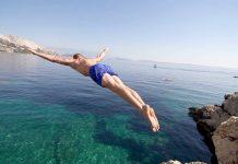 Sığ suya balıklama atlamak omurilik felcine sebep olabilir!