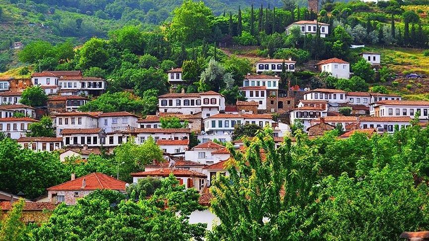 izmir selçuk şirince köyü mermer ocağı ve jeotermal