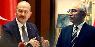 Süleyman Soylu ve Mardin Valisi Mustafa Yaman dan hediye açıklaması